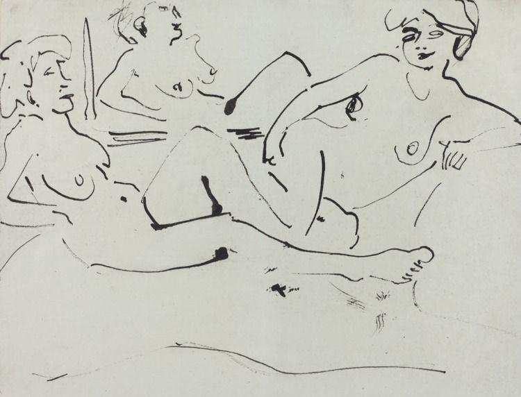 Ernst Ludwig Kirchner _____ Dod - simplecru | ello