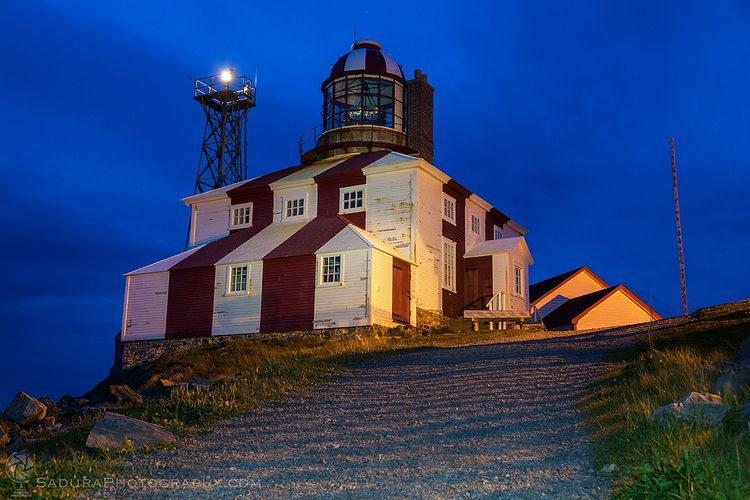 Cape Bonavista Lighthouse Bonav - hsphotos | ello