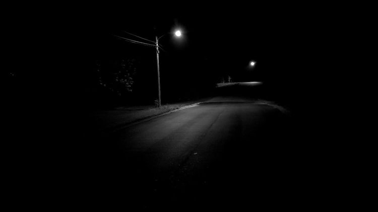 walkin' midnight - street, night - alexianart | ello