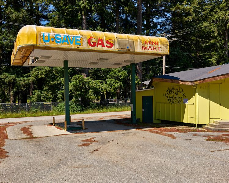GAS. Hope, British Columbia - photography - alon | ello