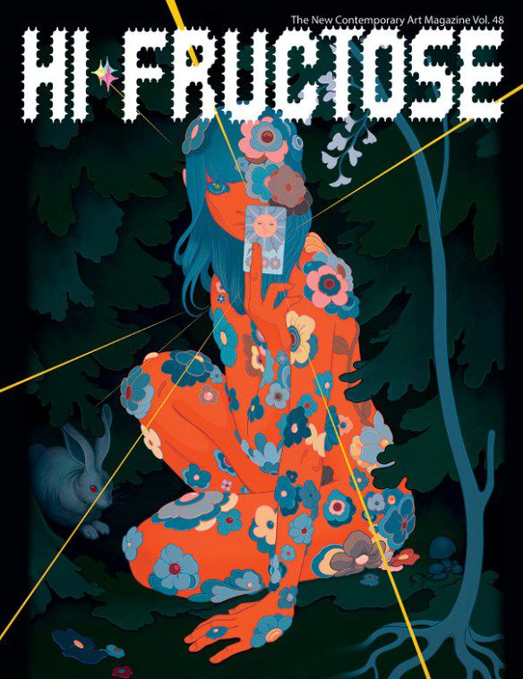 vol.48 cover James Jean! Subscr - hifructose | ello