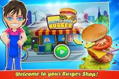 love fast food making burger ch - appngamereskin | ello
