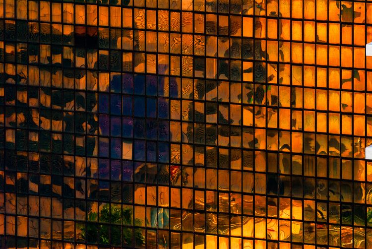 Copperfield experiment - windows - christofkessemeier | ello