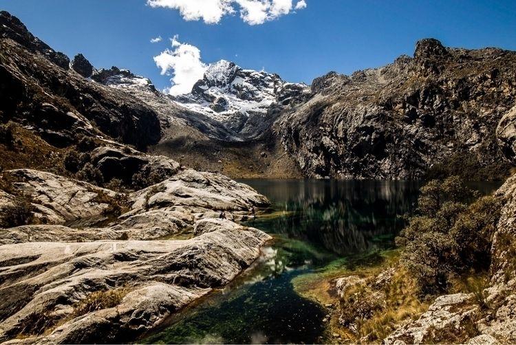 Laguna Churup, Cordillera Blanc - papa_delta | ello
