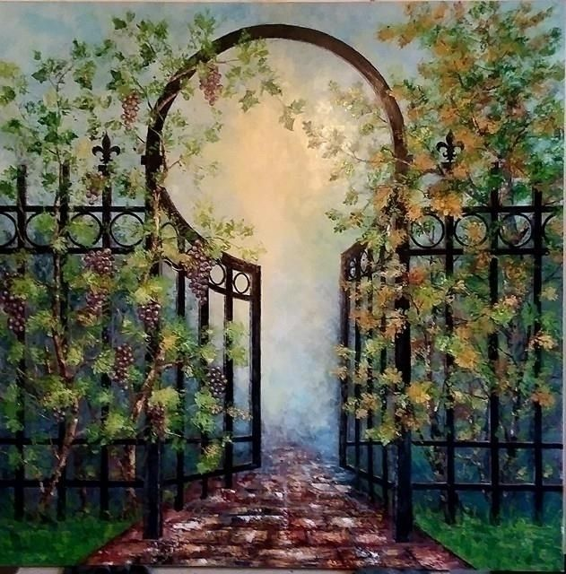 Iron Gate (48 48) commission pi - dvrainville | ello