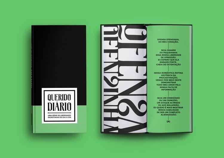 Dear Diary (Querido diário) / a - gnborges | ello