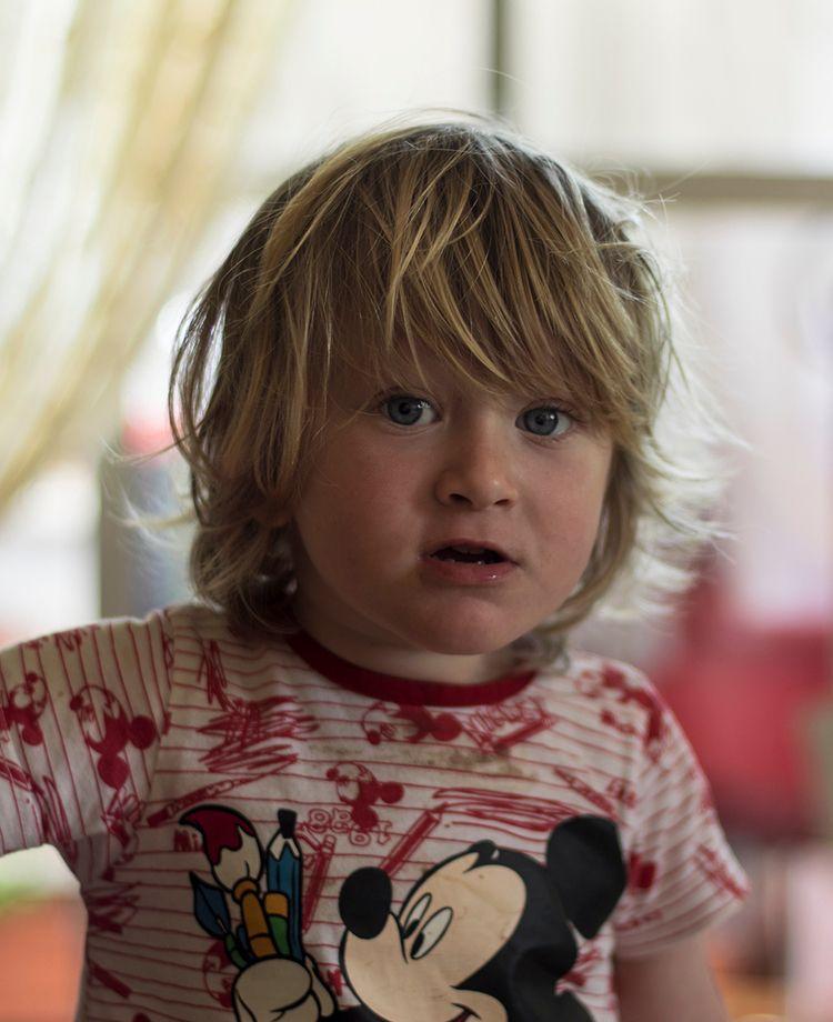 fucking handsome - nephew, kid, baby - natxodiego   ello