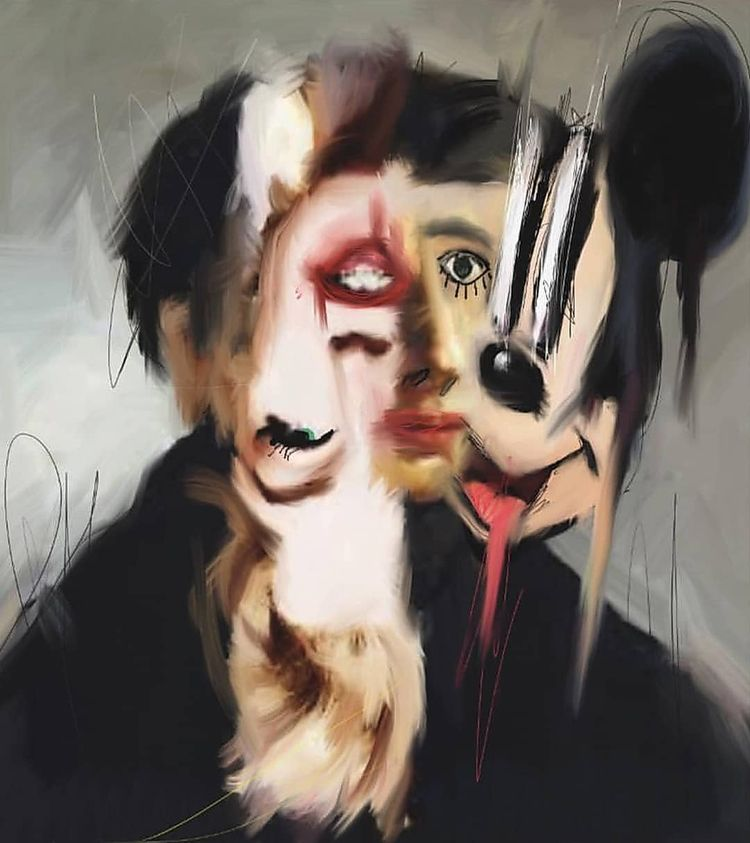 Paintings John Paul Fauves - art - inag | ello