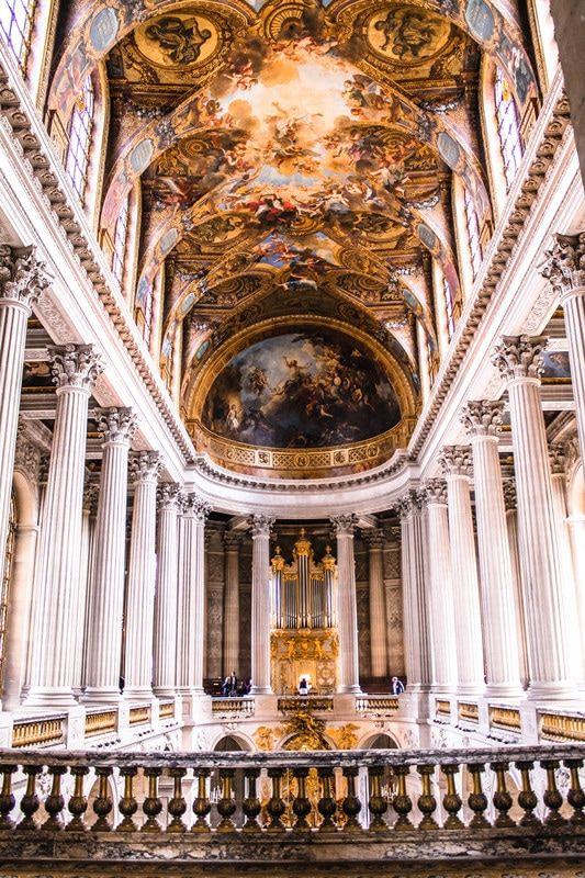 Versailles, France - livleblanc_ | ello