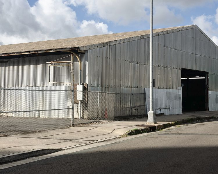 Kaka'ako Warehouse - photography - shanesakata | ello
