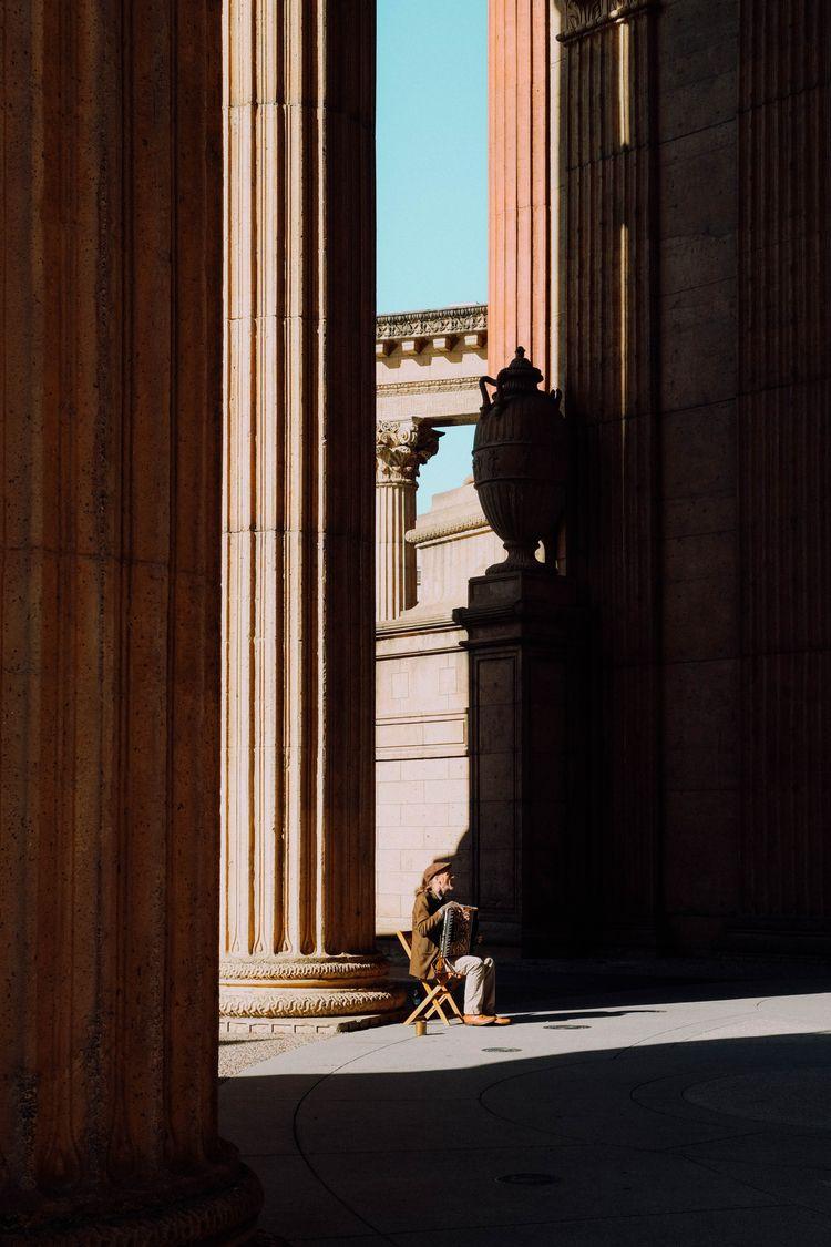 Palace Arts | San Fransisco - travel - toriamia | ello