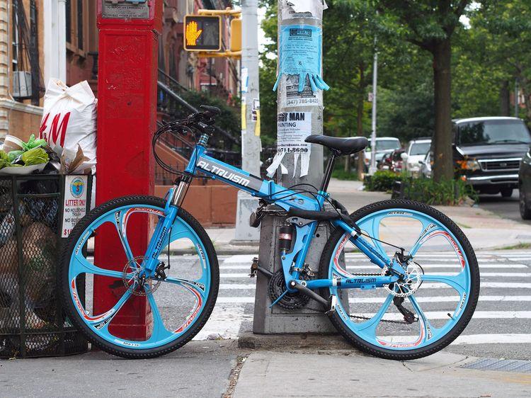 Sizzle blue - NYCSteelponies, NYC - nycsteelponies | ello