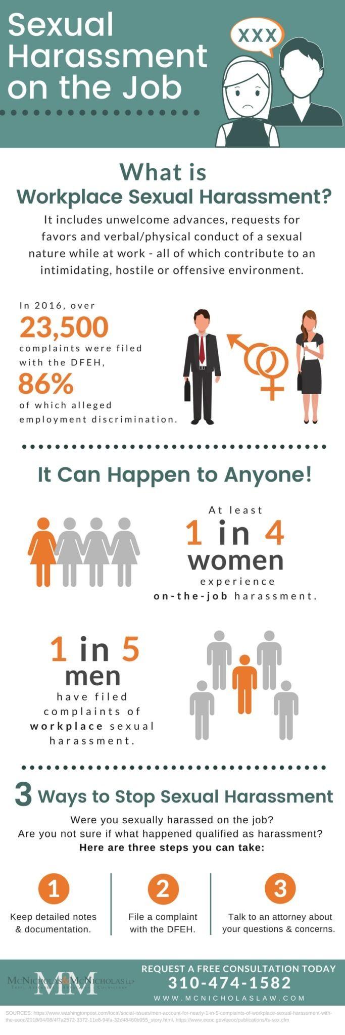 Facts statistics sexual harassm - danchesin | ello
