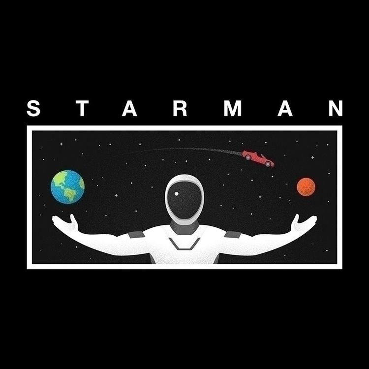 waiting Starman drive Mars QUAL - yukahighbridge | ello