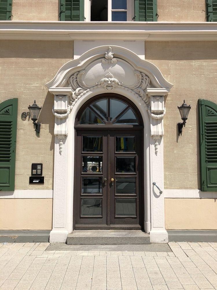 Nice - Biberach, Entrance, Architecture - rowiro | ello