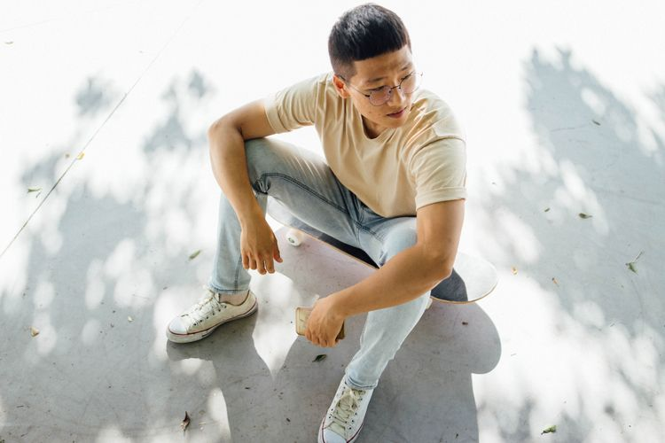 Jake - photography, skate, urban - dime_bala_wee | ello