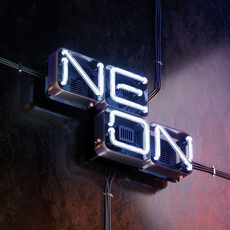Neon Type. BÜRO UFHO Creative S - ufho | ello