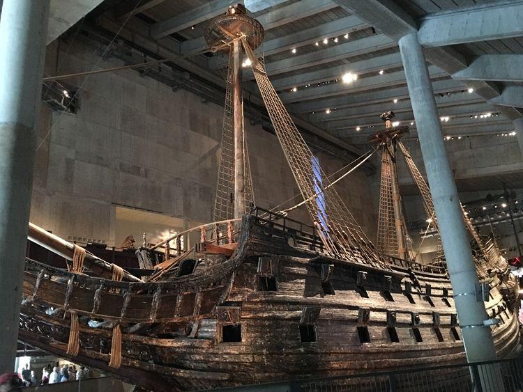 Stockholm III, Vasa Museum - eatious | ello