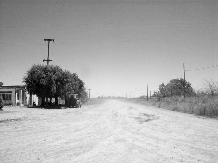 Camino - landscape, bnw, blackandwhite - mirtanruiz | ello