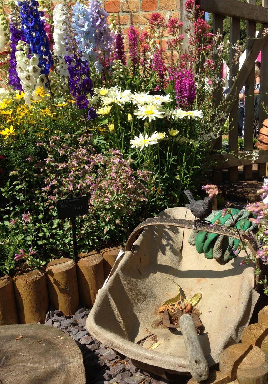 English summer garden scenes - sunny - andycraddock | ello