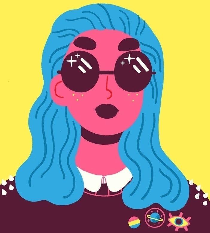 hellooo cool sunglasses weather - jasmindreyer | ello