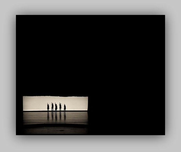 night theater - stage, drama, actor - voiceofsf | ello