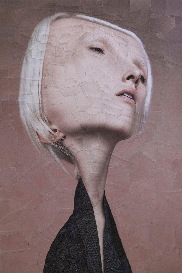 Amazing collages UK based Frenc - nettculture | ello