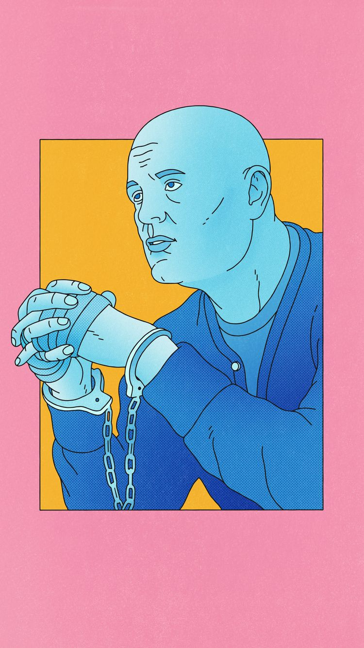 Brawl Cell Block 99 graphic put - bryanwestart | ello