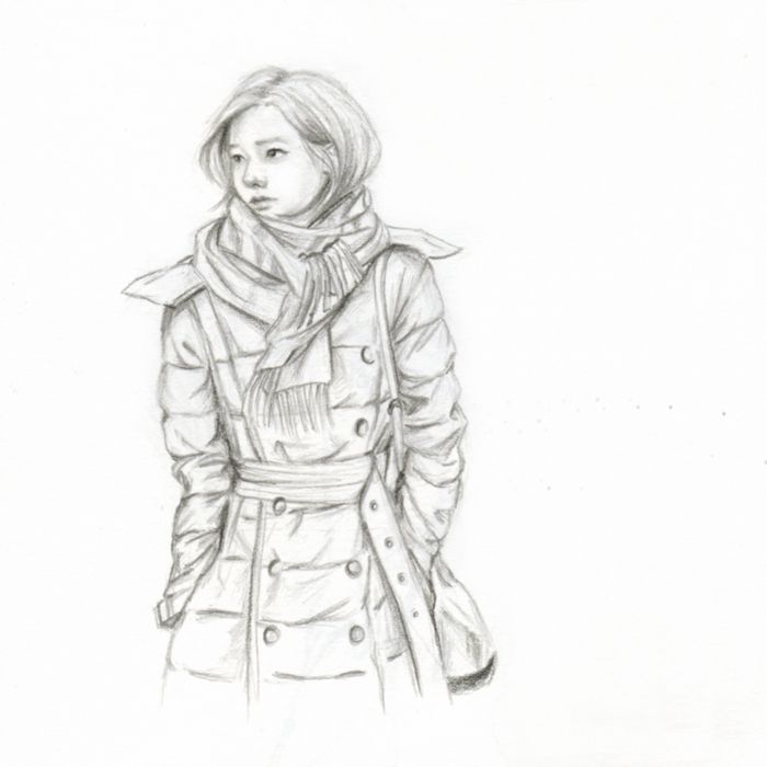 IU - drawing, sketch, sketchbook - j0eyg1rl | ello