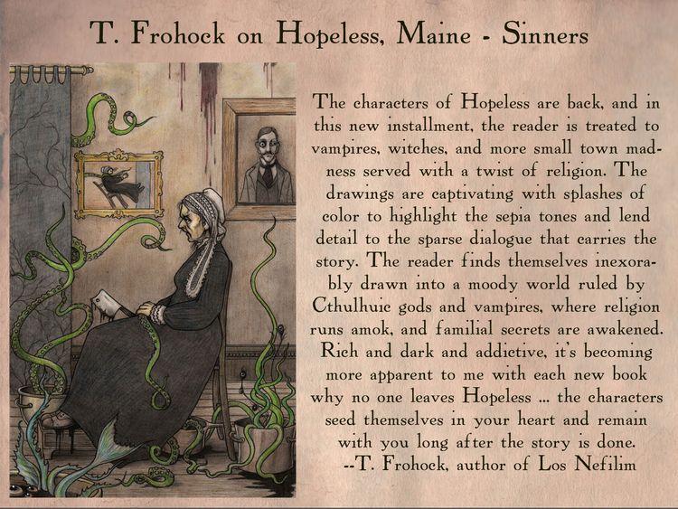 mention Hopeless, Maine release - spoonwalker | ello
