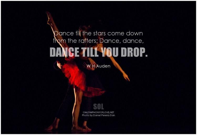 Dance stars rafters; Dance, dan - symphonyoflove | ello