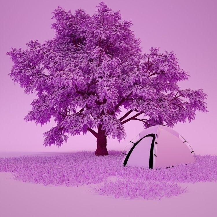 camping trip! nice weekend - diogodetita | ello