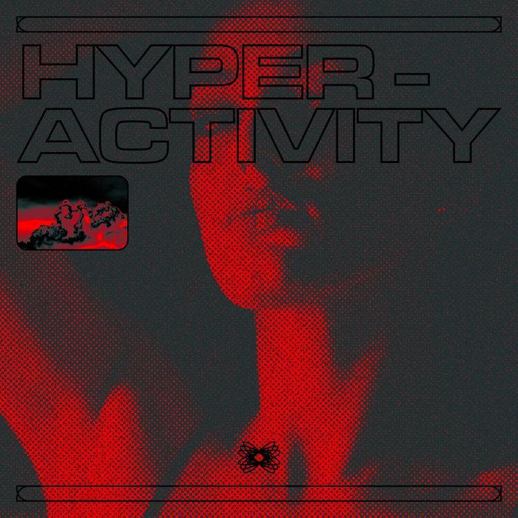 SVA - Hyperactivity Album Cover - lxcalghost | ello