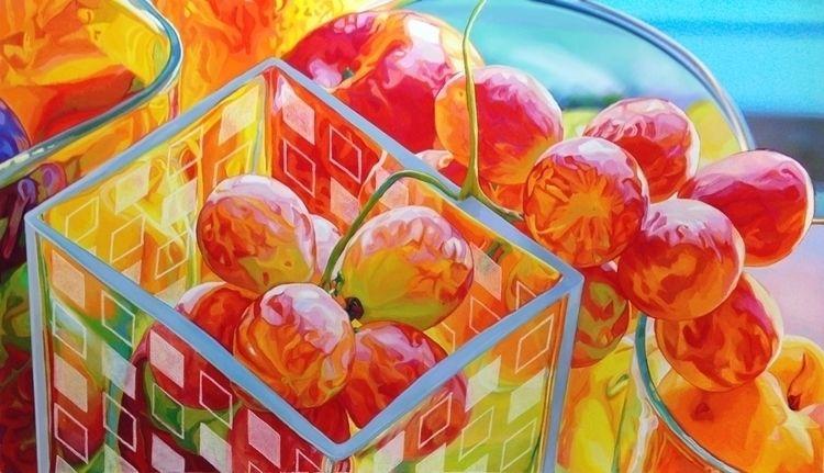 Grape Expectations - Gemma Di G - gemmadigrazia | ello