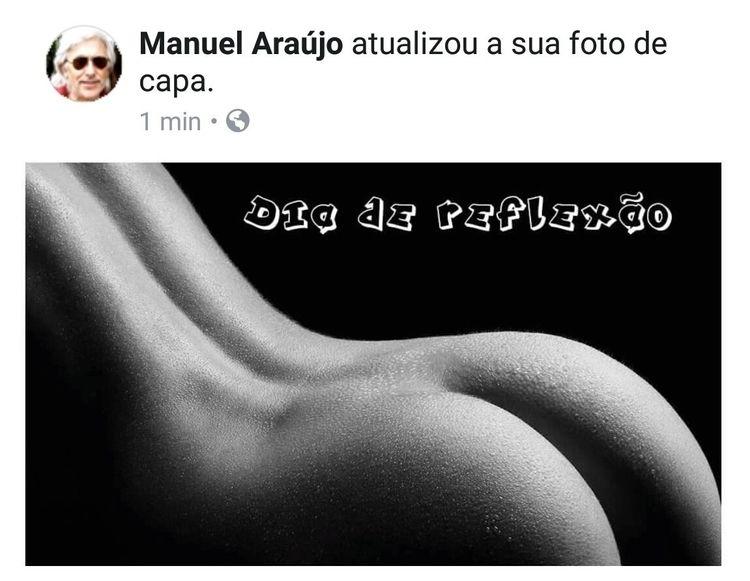 Fui bloqueado durante três dias - manuel_araujo | ello
