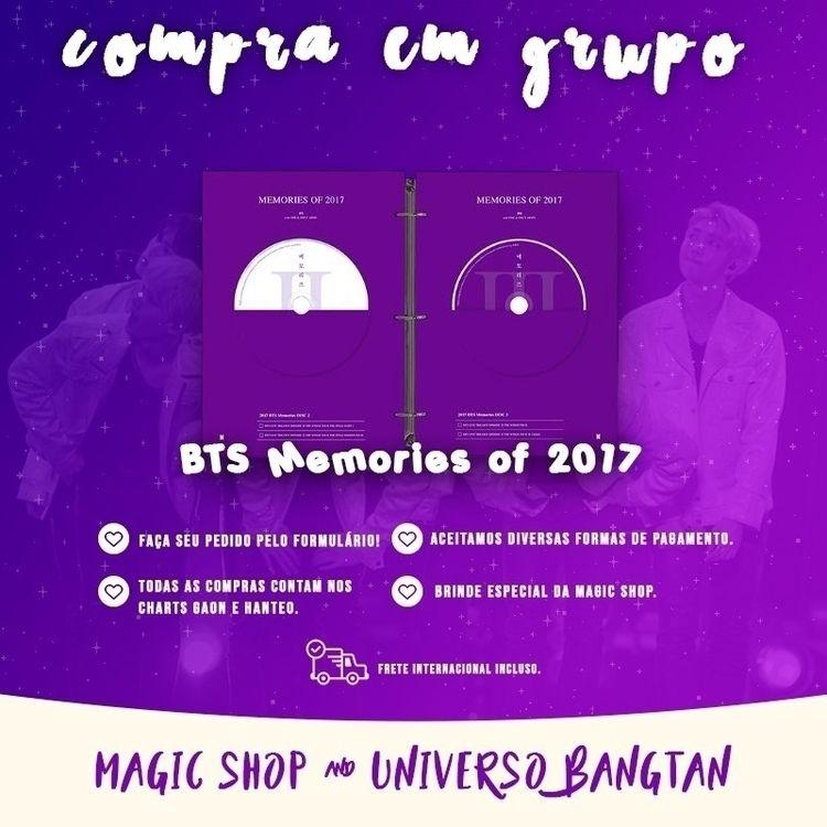 Memories 2017  - BTS, art, design - izamathias | ello