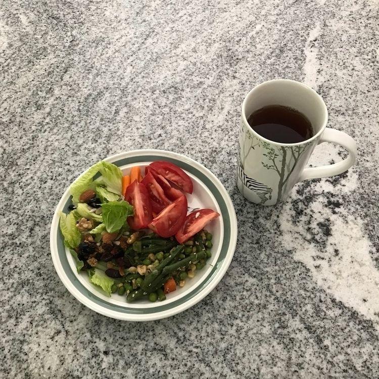 'Sentient Salad' (2018) Remembe - leapingbluehare | ello