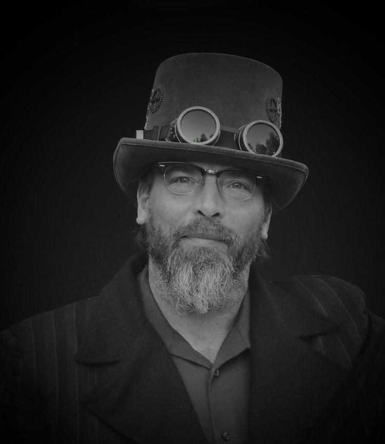 Man Hat 2 - blancinegre, monochrome - saysaphotography | ello