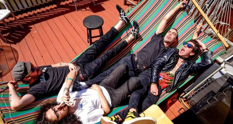 Chicago 4-piece rockers Lollyga - midwestaxn | ello