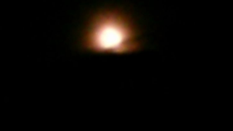 Fifteen til ten moon photograph - awesomesubt | ello