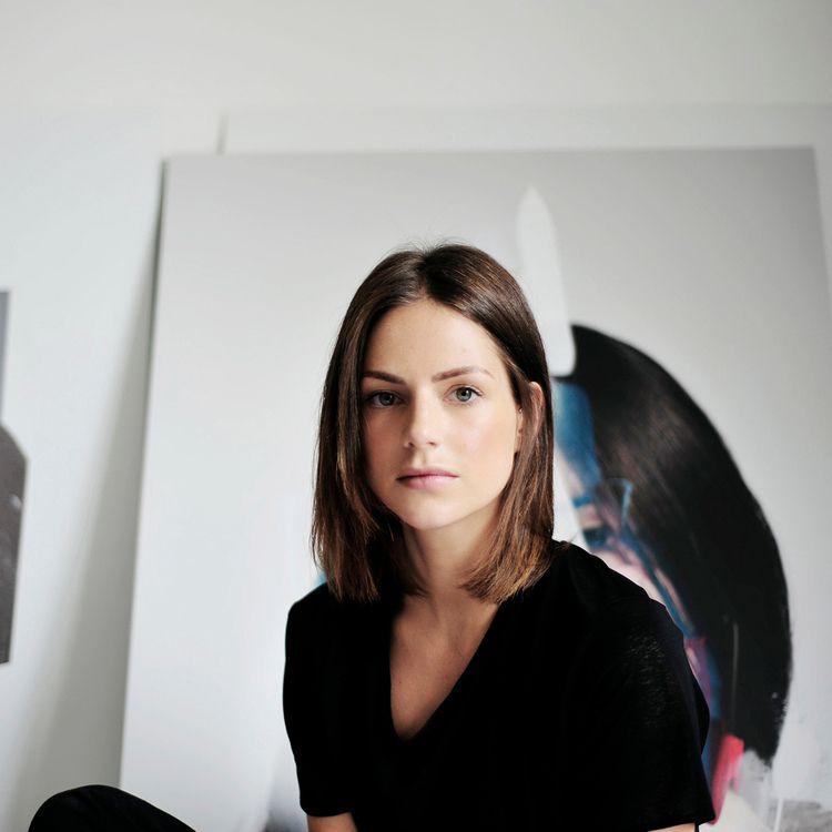 Artist Louise Mertens Brought T - elloblog | ello