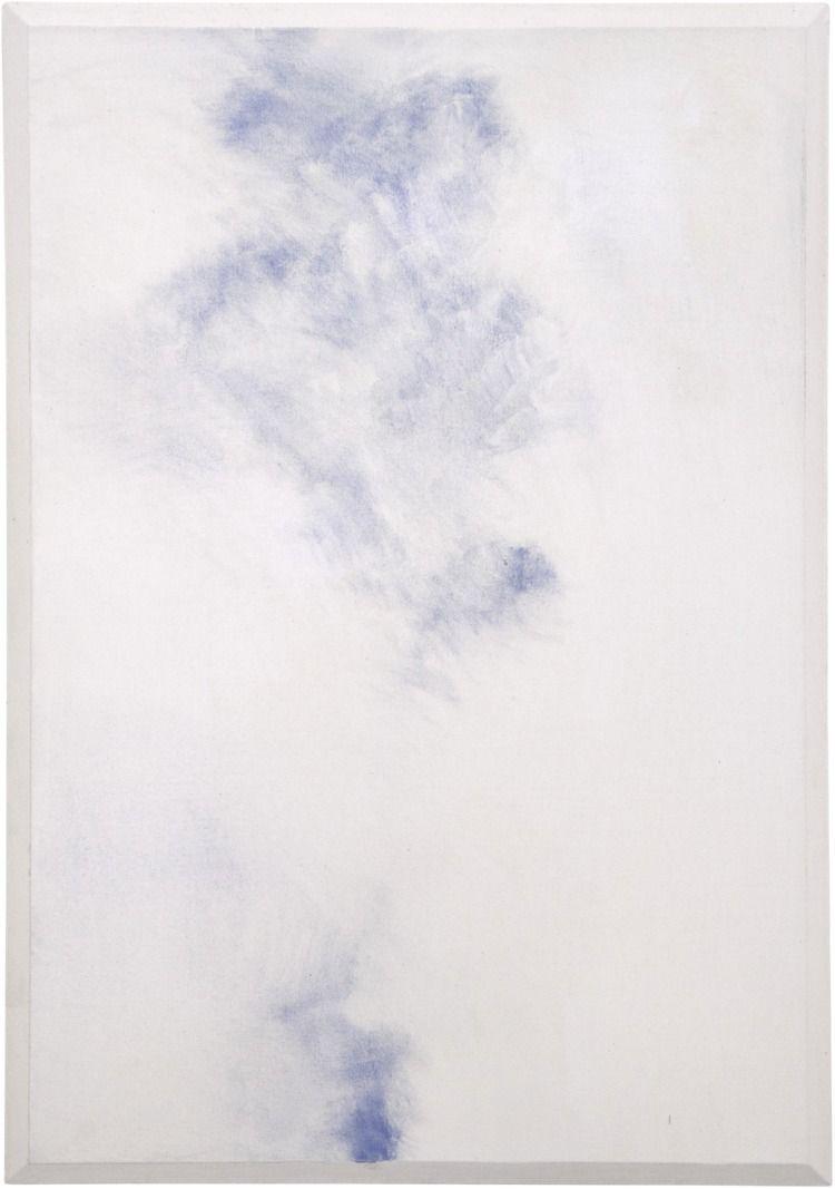 «WHITE FIRE» 2003 92 65 cm Glas - paulzoller | ello