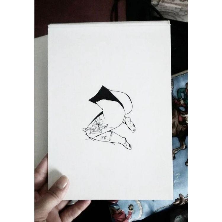 Erotic illustration. Ink pen - ink - den_rosas | ello