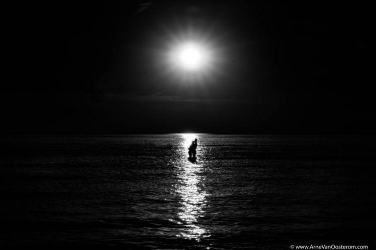 Blackandwhitephotography, beach - arnevanoosterom | ello