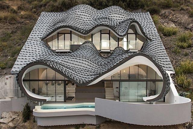 Mystery, art, architecture, modern - design1 | ello
