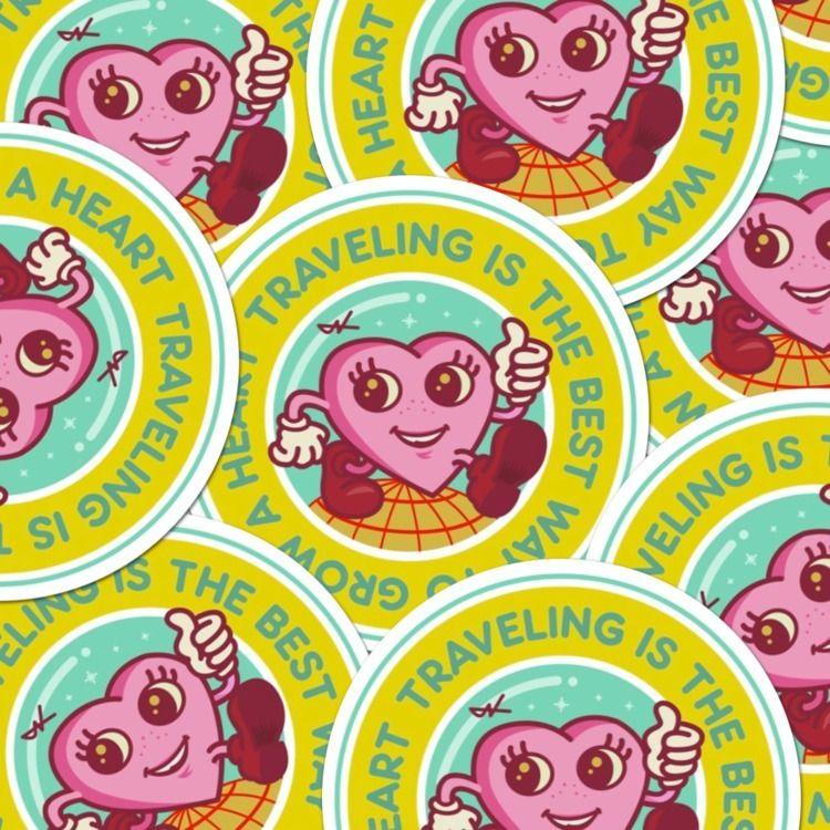 sticker - shinobiskater | ello