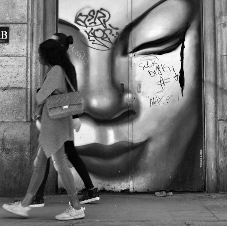 Street Art, El Raval Barcelona - danblystone | ello