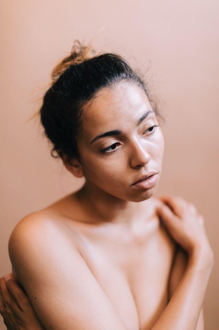 portrait, woman, skin - _micaela   ello