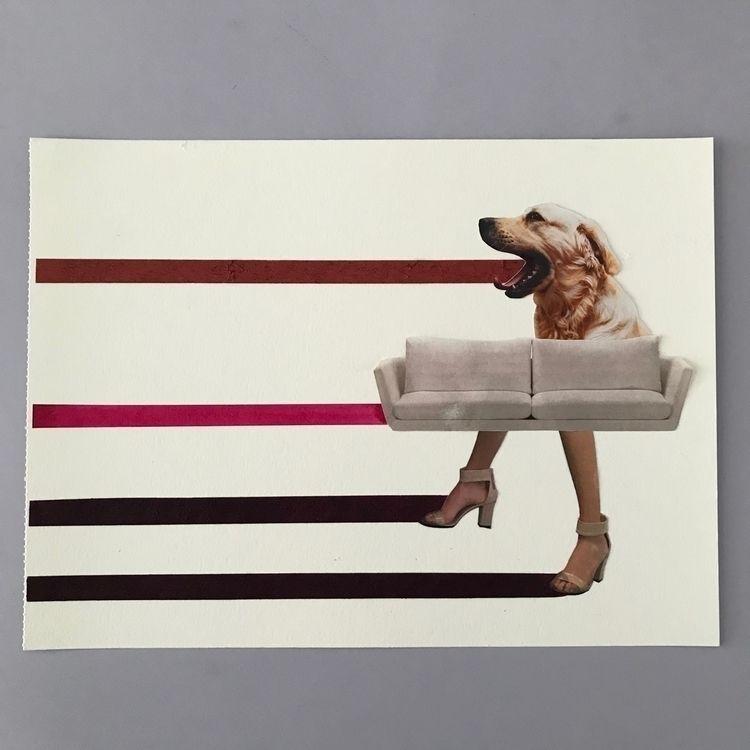 Untitled - Collage, Analogue, Colagem - marianabastoscollage   ello
