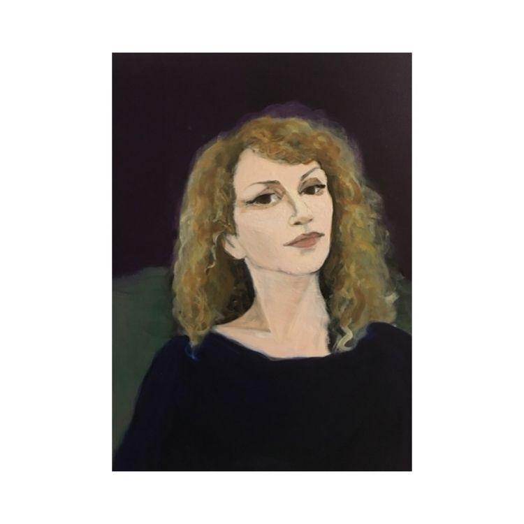 detail, crop, portrait, inprogress - yuliavirko | ello